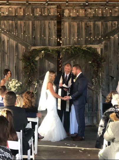2019 Wedding at SanaView Farms