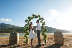 The Wildflower Weddings at Lake Hemet