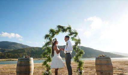 The Wildflower Weddings at Lake Hemet