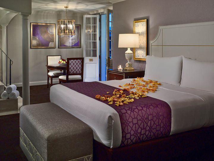 Royal sonesta new orleans venue new orleans la for Honeymoon suites in ohio