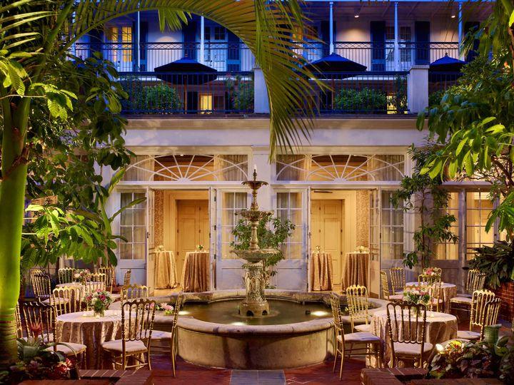 Tmx 1432751002023 New Courtyard Reception New Orleans, LA wedding venue