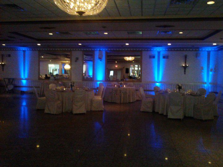 Tmx 1402422694771 Blue Uplighting Concordville, Pennsylvania wedding venue