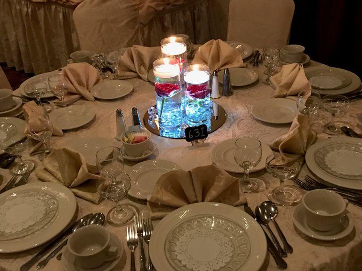 Tmx 1485374030836 Victoria Centerpiece2 Concordville, Pennsylvania wedding venue