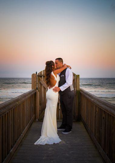 jaclyn mark ocean isle beach wedding 4