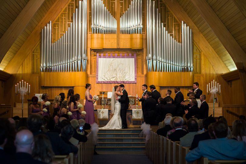 hilary dexter lakeside baptist church wedding 3