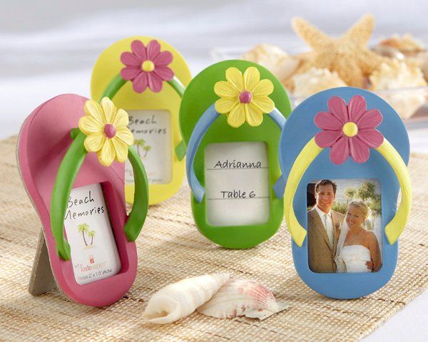 Take a delightful and breezy walk on the sand with the cutest beach favors you have ever seen. Blue,...