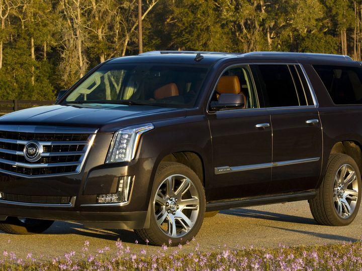 Tmx 2015 Cadillac Escalade Esv Pic 6537269477861864844 1600x1200 51 1968741 159433065676488 Horsham, PA wedding transportation