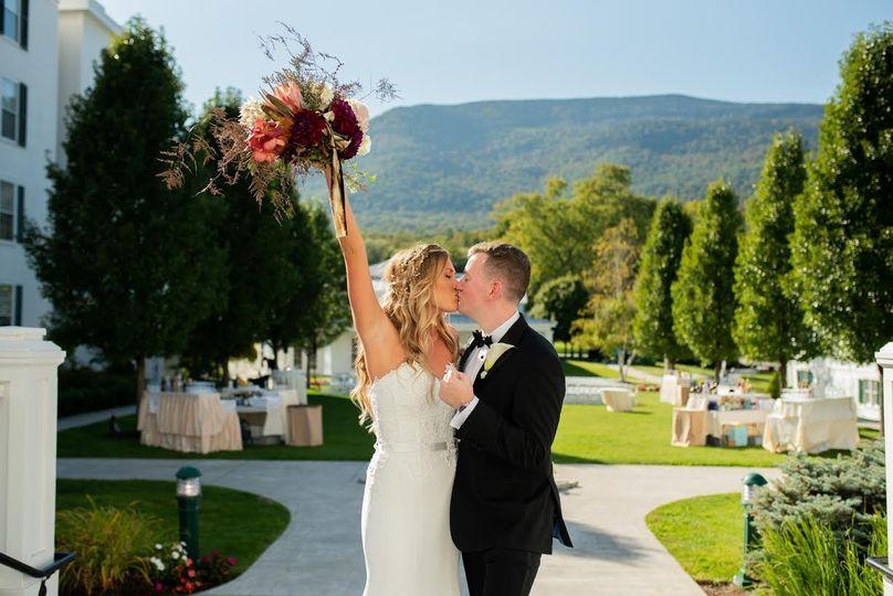 Vermont beautiful wedding