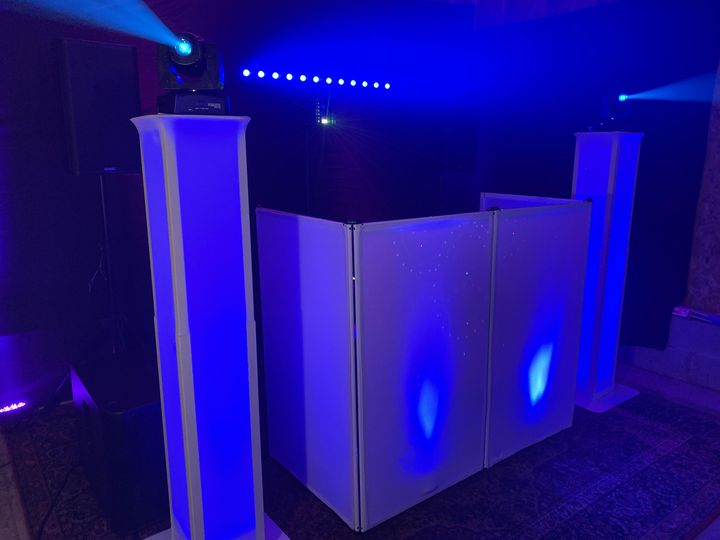 LED booths