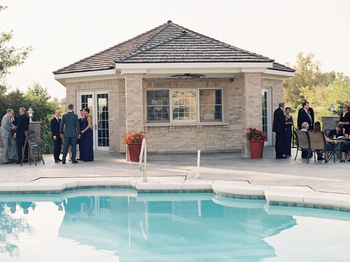 Tmx 1521140915 B5372e8af01068e0 1521140913 1c22397c9a0f5843 1521140909512 18 Pool House Maple Park, IL wedding venue