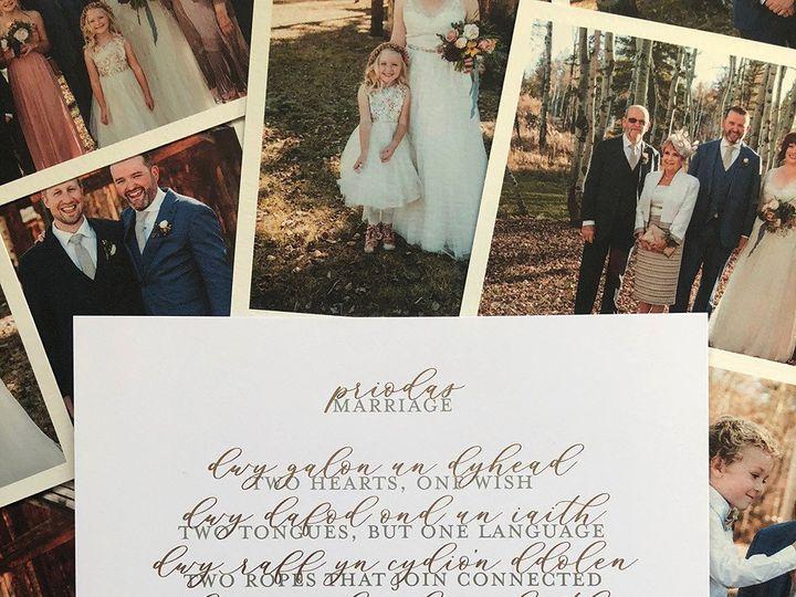 Tmx Wedding Thank You Card Personalized 51 1069741 1559585185 Wheat Ridge, CO wedding invitation