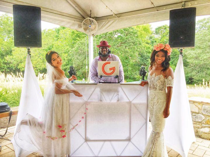 DJ Ptch Blaq & Bridal Models
