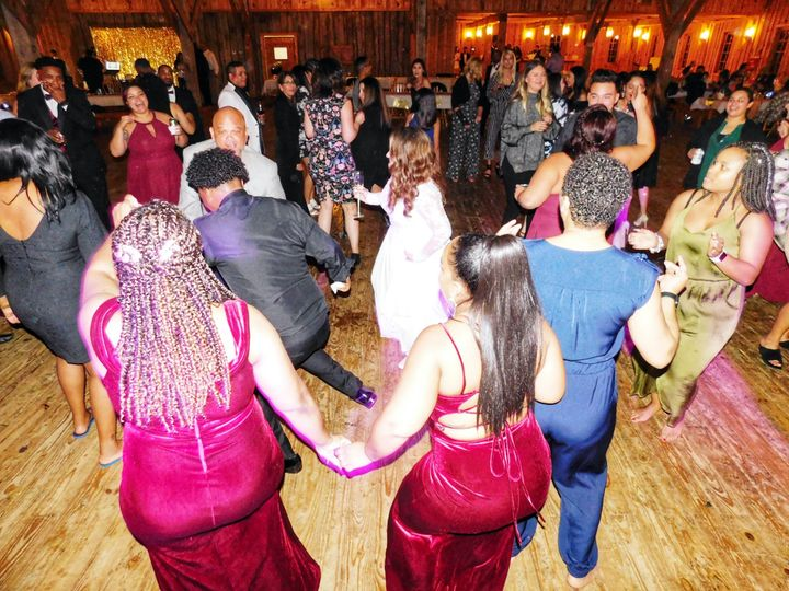 Tmx Jones 2019 Reception 4 51 1000841 157749044424159 Georgetown, TX wedding dj