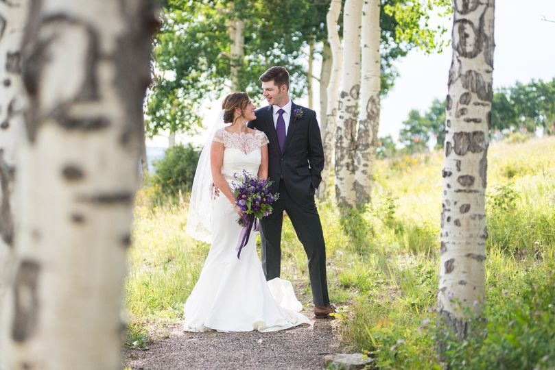 Secluded + Romantic Wedding