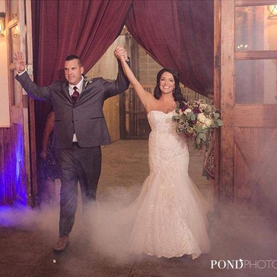 Amazing Grand Entrance! PC: Pond Photography