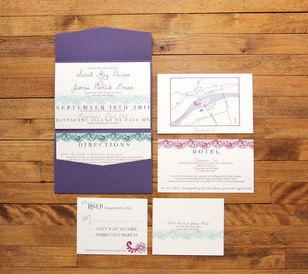 Tmx 1375895073968 Sarahjim3 Saint Paul wedding invitation
