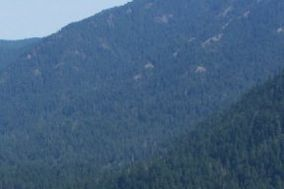Striped Peak Tipi