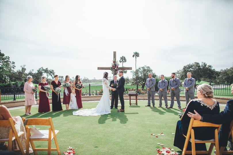 TPC Sawgrass Ceremony