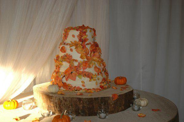 Autumn wedding Nov 7, 2009