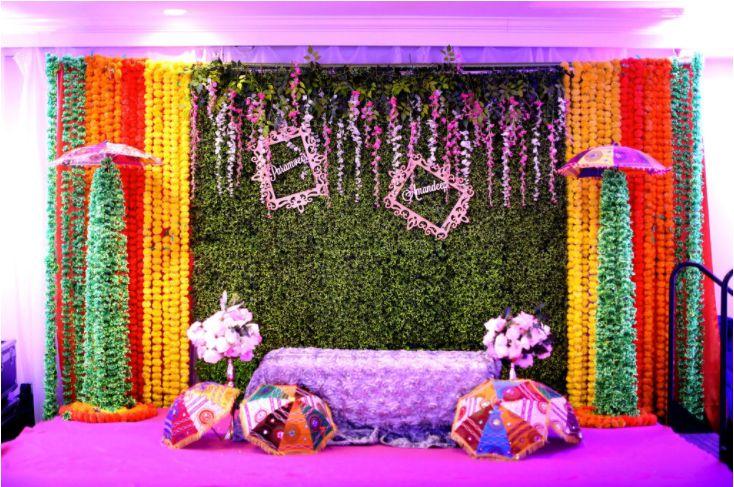 Sangeet Decorations