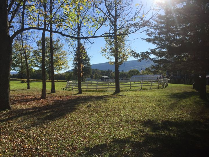 Highview Springs Farm & Event Barn grounds