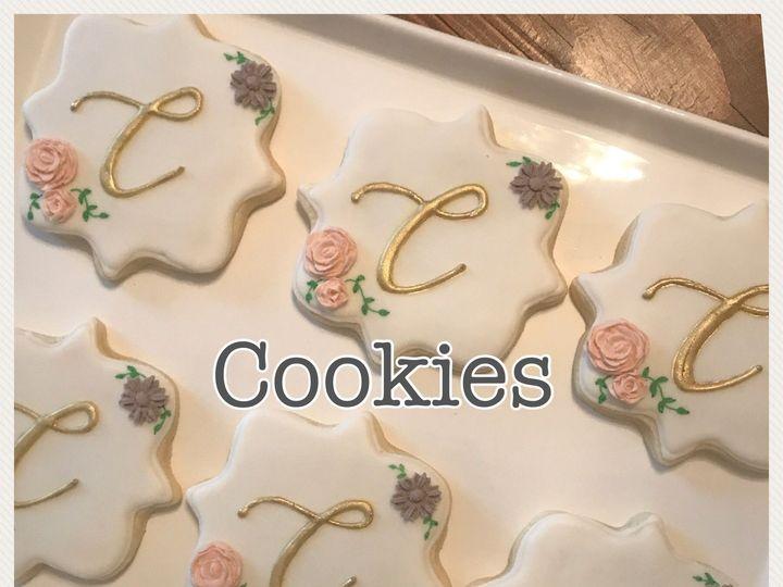 Tmx 1523292727 Fdc2da5ea296c271 1523292726 6d2f388197a86a5c 1523292727620 6 Cookies Pelham wedding cake