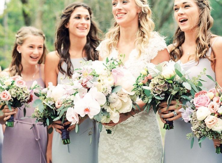Beautiful brides