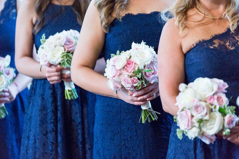 Royal blue dresses