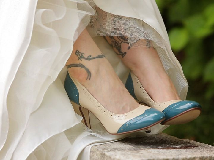 Tmx 1382291034801 Coreys Shoes Carolina Beach wedding videography