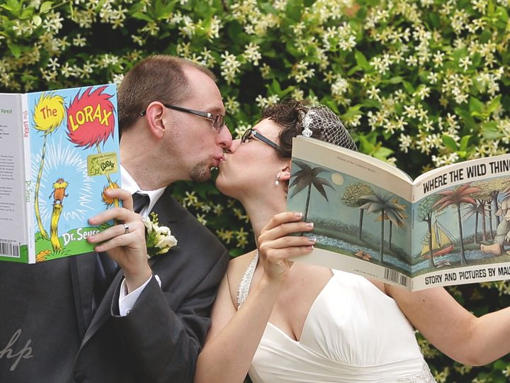 Tmx 1382291222212 Kiss Of The Book Lovers Carolina Beach wedding videography