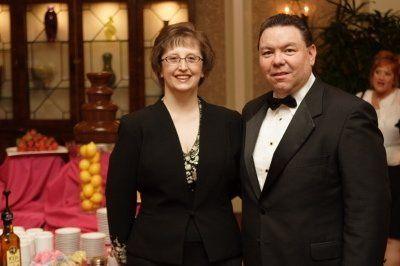 Owners Melissa and Regie Guzman