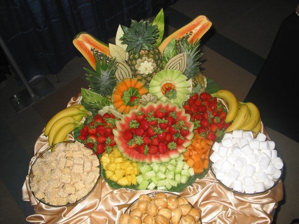 Our beautiful fruit display