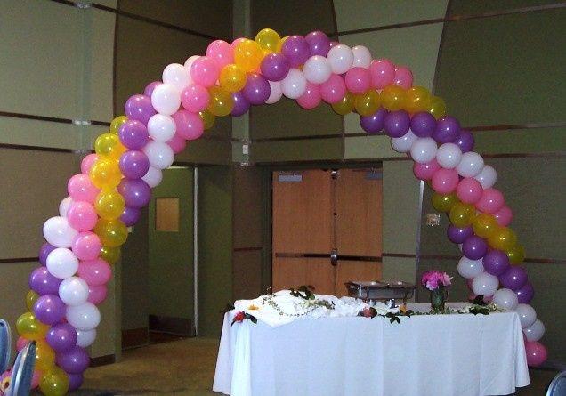 Tmx 1395685810299 Balloon Arch  West Harrison wedding rental