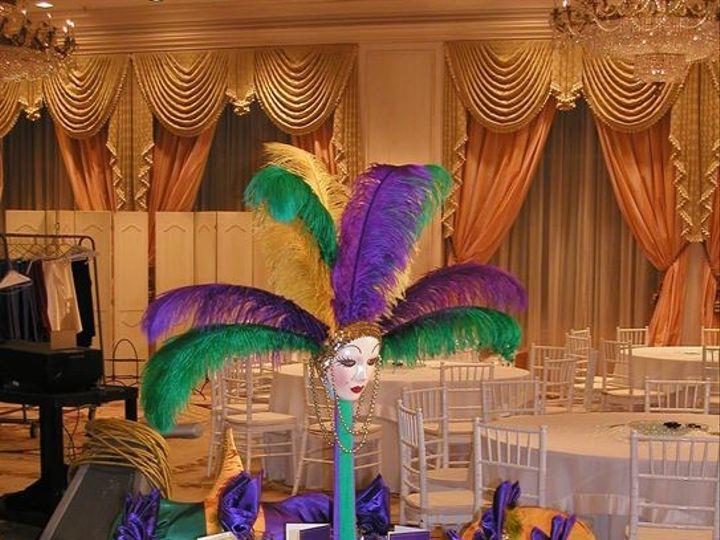 Tmx 1395686310418 Mardi Gra West Harrison wedding rental