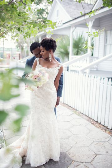 We all dream of that white picket fence wedding.  Legacy of Love Premiere Wedding Photography...