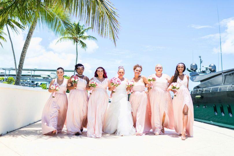 Bahamas Marina wedding.  Legacy of Love Premiere Wedding Photography  www.legacyofloveweddings.com
