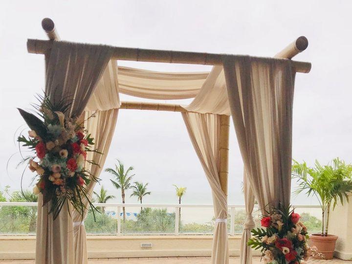 Tmx 33745973 10213902092018973 1472937116945088512 O 51 25841 158740755463360 Marco Island, Florida wedding florist