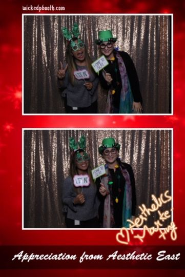 Wicked Photobooth Photo Booth Daly City Ca Weddingwire