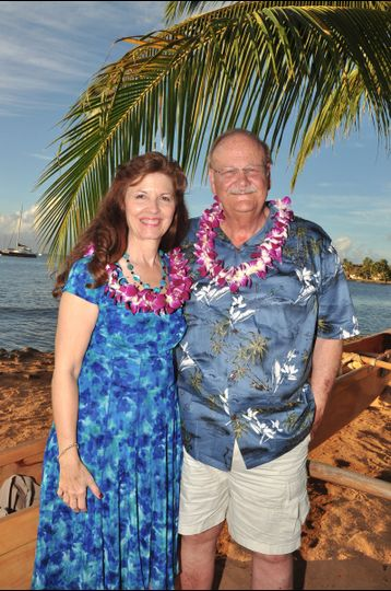 janey mooreland luau picture