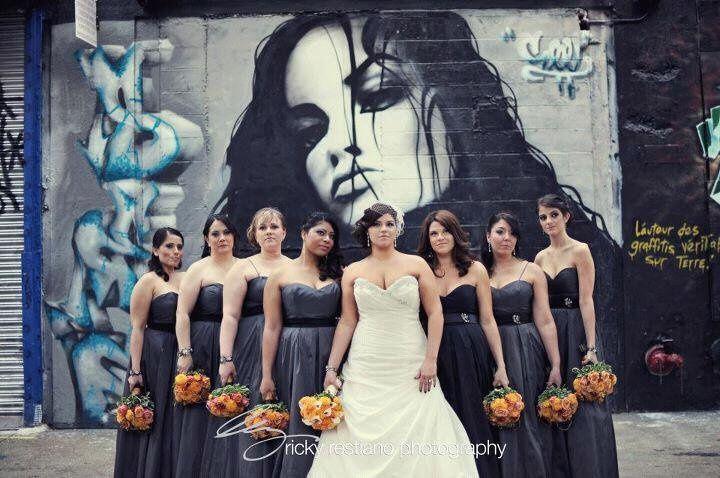 Stunning ladies