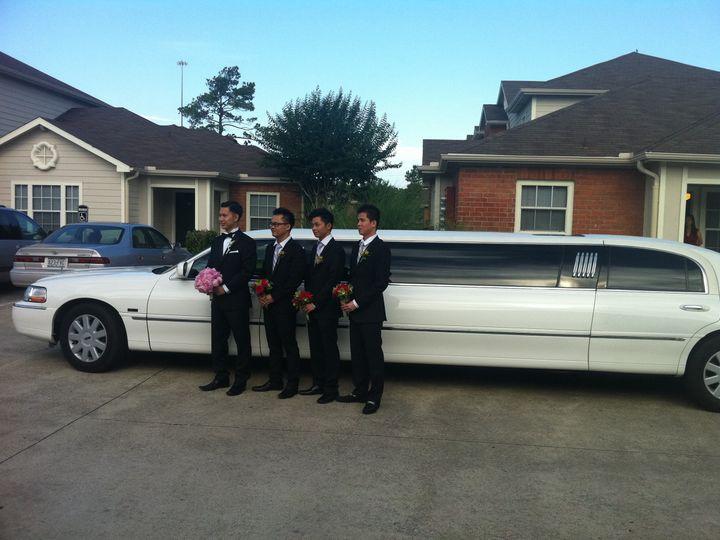 Tmx 1470889170133 Houston Wedding Limousine 3 Houston wedding transportation