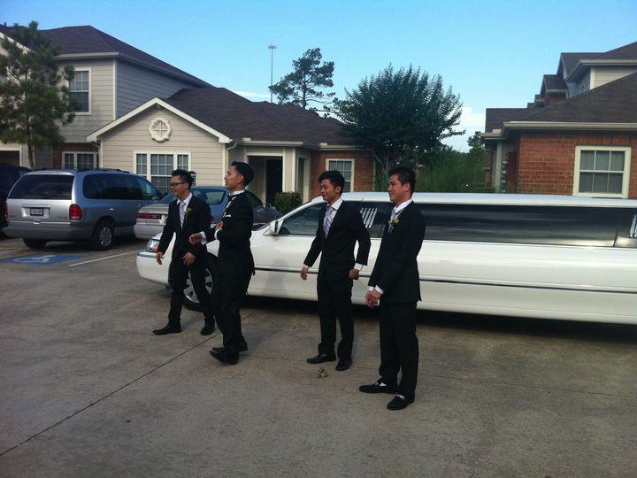 Tmx 1470889186537 Houston Wedding Limousine 4 Houston wedding transportation