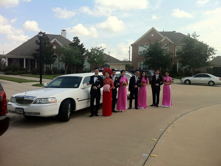 Tmx 1470889301131 Houston Wedding Limousine 11 Houston wedding transportation