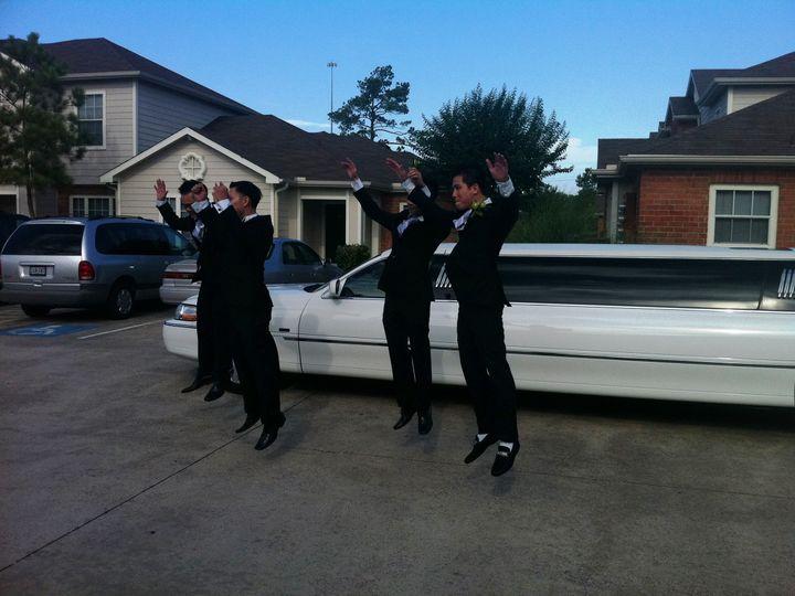 Tmx 1470891670230 Houston Wedding Limousine 5 Houston wedding transportation