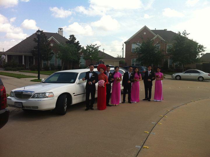 Tmx 1470891687071 Houston Wedding Limousine 10 Houston wedding transportation