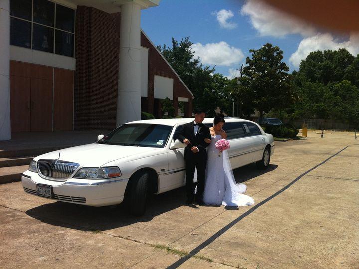 Tmx 1470891704017 Houston Wedding Limousine 16 Houston wedding transportation