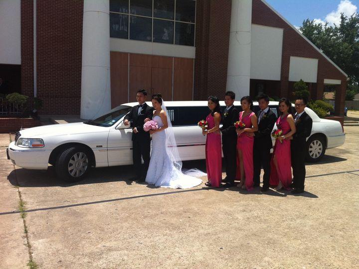 Tmx 1470891720315 Houston Wedding Limousine 18 Houston wedding transportation