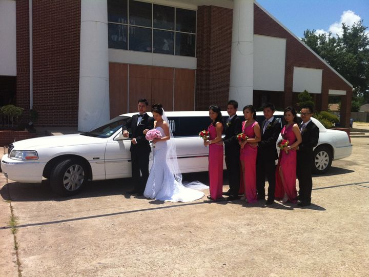 Tmx 1470891734425 Houston Wedding Limousine 25 Houston wedding transportation