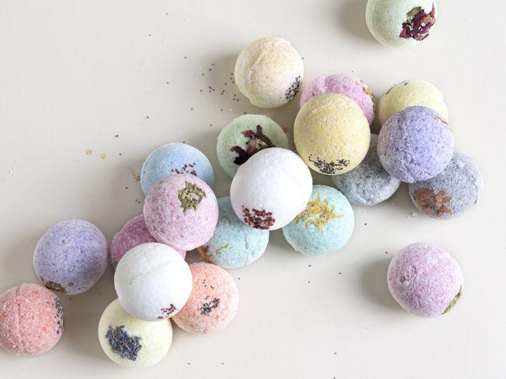 lizush bath bombs gift set 11 balls 6 51 1057841