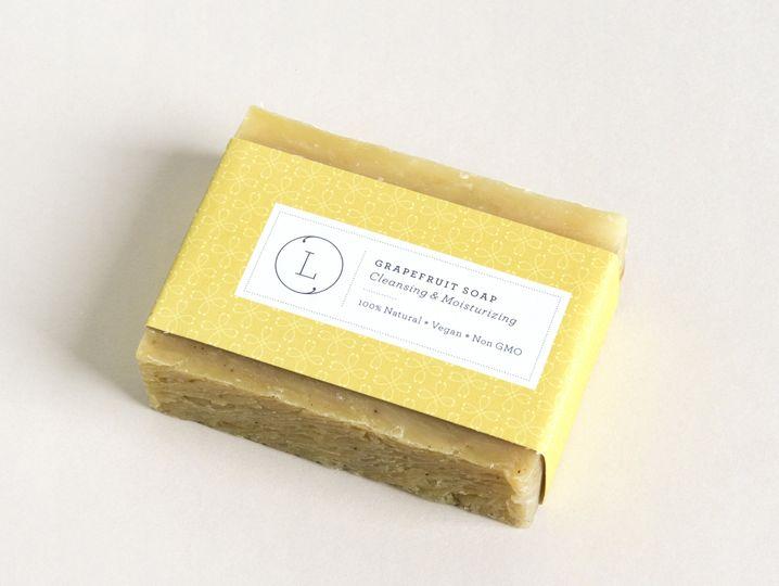 Single soap bar